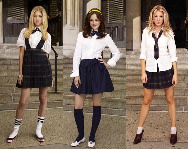 Модные тенденции современной школьной формы